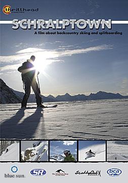 Shralptown DVD
